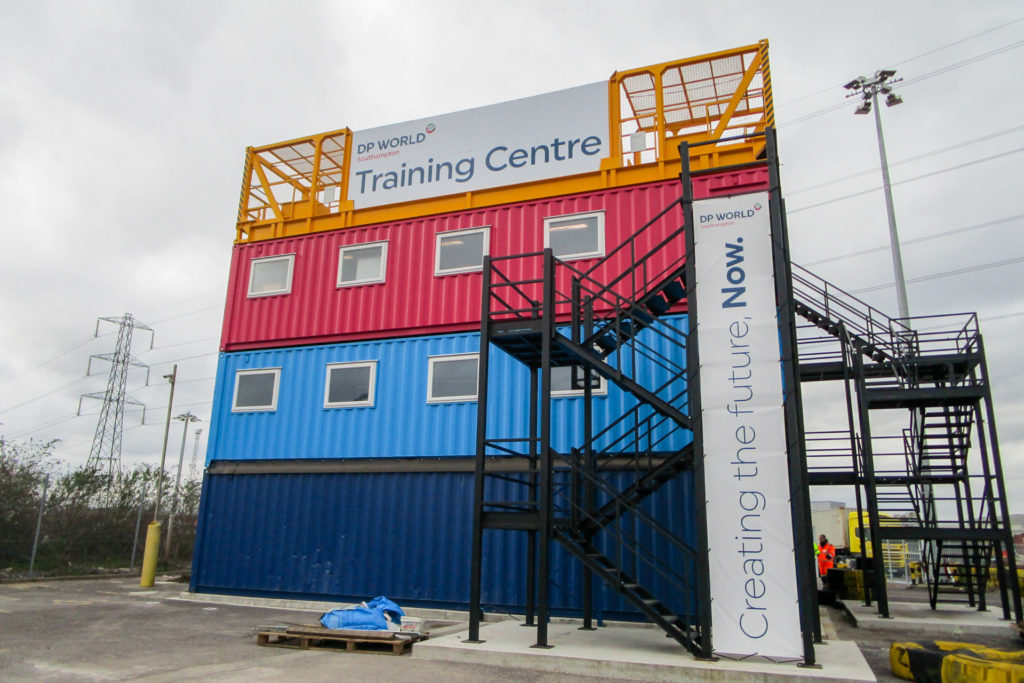 Converted Shipping Containers | Container Conversions & Mods UK