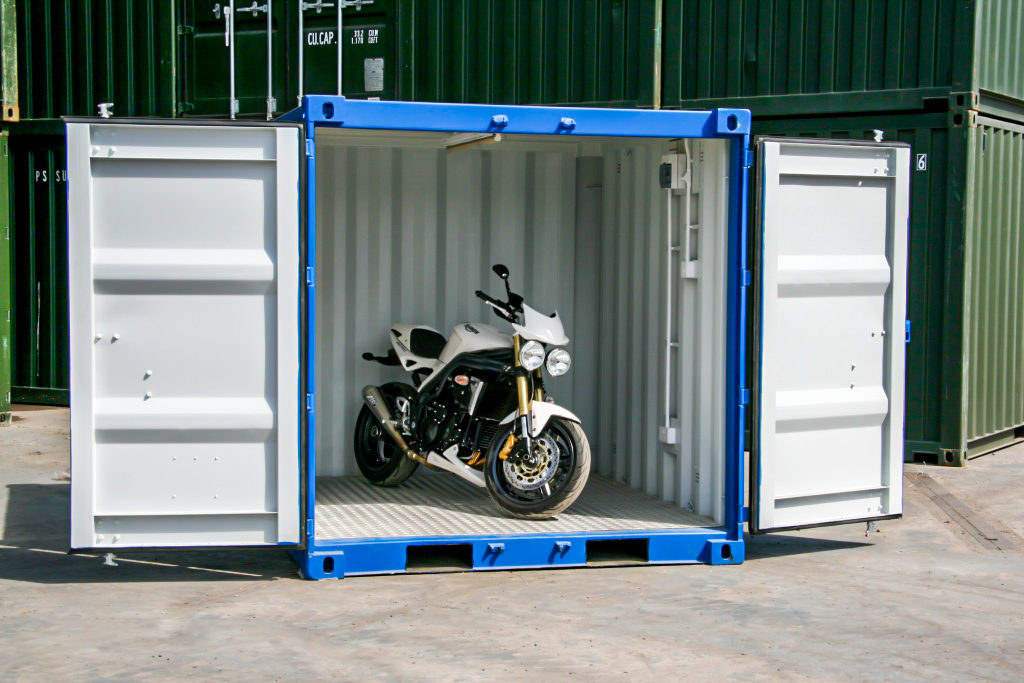 Container Conversion for Storage