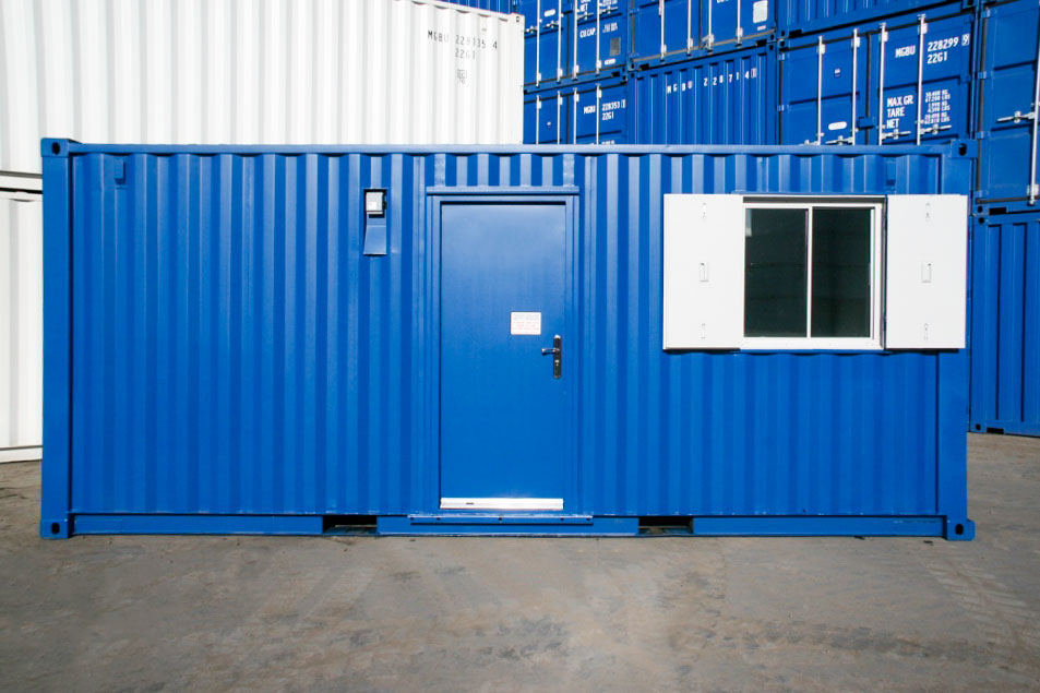 Container Office and Welfare